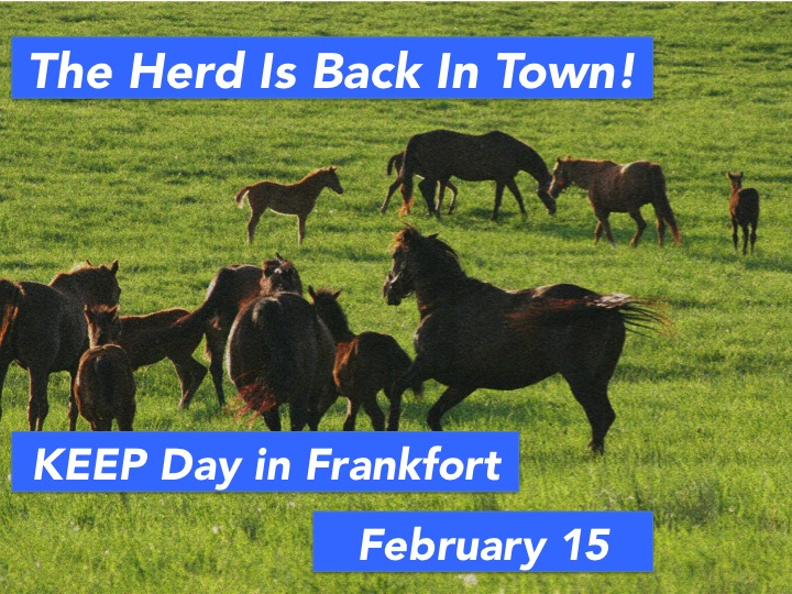 KEEP Day in Frankfort, February 15