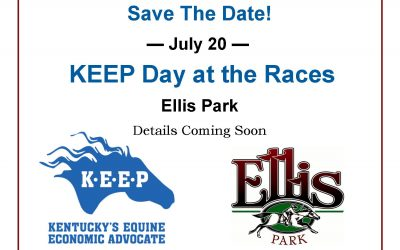 KEEP Day at the Races Heads to Ellis Park
